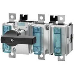 Odpínač Siemens 3KA55301GE01, 250 A, 690 V/AC 3pólový 150 mm²