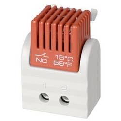 Dvojitý termostat Siemens