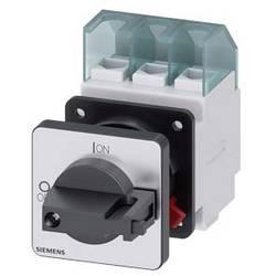 Odpínač Siemens 3LD22500TK11, 32 A, 690 V/AC černá 3pólový 16 mm²