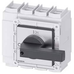 Odpínač Siemens 3LD23051TL11, 160 A, 690 V/AC černá 4pólový 185 mm²