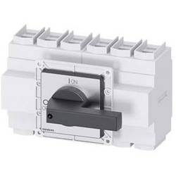 Odpínač Siemens 3LD23053VK11, 160 A, 690 V/AC černá 6pólová 185 mm²