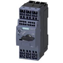 Výkonový vypínač Siemens 3RV2021-1HA25 Rozsah nastavení (proud): 5.5 - 8 A Spínací napětí (max.): 690 V/AC (š x v x h) 45 x 119 x 97 mm 1 ks