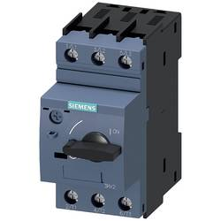 Výkonový vypínač Siemens 3RV2021-4AA10-0DA0 Rozsah nastavení (proud): 10 - 16 A Spínací napětí (max.): 690 V/AC (š x v x h) 45 x 97 x 97 mm 1 ks