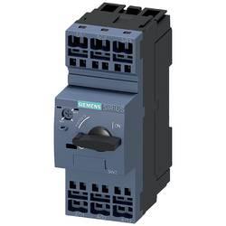 Výkonový vypínač Siemens 3RV2021-4BA20 Rozsah nastavení (proud): 13 - 20 A Spínací napětí (max.): 690 V/AC (š x v x h) 45 x 119 x 97 mm 1 ks