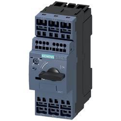 Výkonový vypínač Siemens 3RV2021-4CA25 Rozsah nastavení (proud): 16 - 22 A Spínací napětí (max.): 690 V/AC (š x v x h) 45 x 119 x 97 mm 1 ks