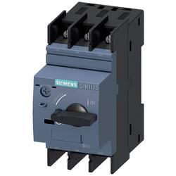 Výkonový vypínač Siemens 3RV2021-4CA40 Rozsah nastavení (proud): 16 - 22 A Spínací napětí (max.): 690 V/AC (š x v x h) 45 x 97 x 97 mm 1 ks