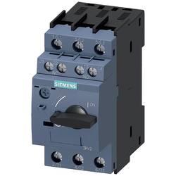 Výkonový vypínač Siemens 3RV2021-4DA15 Rozsah nastavení (proud): 18 - 25 A Spínací napětí (max.): 690 V/AC (š x v x h) 45 x 97 x 97 mm 1 ks