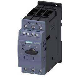 Výkonový vypínač Siemens 3RV2031-4EA15 Rozsah nastavení (proud): 22 - 32 A Spínací napětí (max.): 690 V/AC (š x v x h) 55 x 140 x 149 mm 1 ks