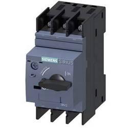 Výkonový vypínač Siemens 3RV2011-0BA40 Rozsah nastavení (proud): 0.14 - 0.2 A Spínací napětí (max.): 690 V/AC (š x v x h) 45 x 97 x 97 mm 1 ks
