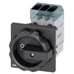 Odpínač Siemens 3LD30540TK51, 16 A, 690 V/AC černá 3pólový 16 mm²
