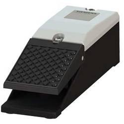 Nožní tlačítko Siemens 3SE2903-1AB20, 6 A, 2 spínací kontakty, 2 rozpínací kontakty, IP65, 1 ks