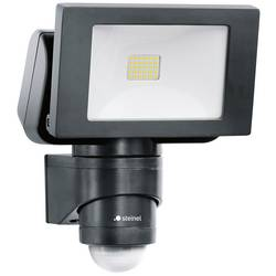 Venkovní LED reflektor s PIR detektorem Steinel L 150 052546, 20.5 W, černá