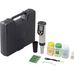 Multifunkční měřicí přístroj VOLTCRAFT KBM-80, redox (ORP) , pH hodnota , teplota 0 - 16 pH, kalibrováno dle bez certifikátu