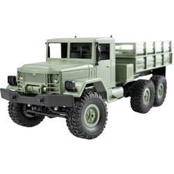 RC model auta kamion Amewi US Truck M35, 1:16, 4WD (4x4), stavebnice