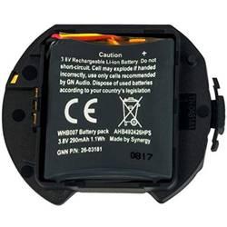 Akumulátor do sluchátek Jabra Náhrada za originální akumulátor Engage-battery 3.8 V 290 mAh