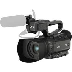 Kamera JVC JVC GY-HM250E 8.9 cm (3.5 palec) 12.4 Megapixel Zoom (optický): 12 x černá