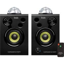 Aktivní reproduktory (monitory) 7.6 cm (3 palec) Hercules DJSpeaker 32 Party 30 W 1 pár