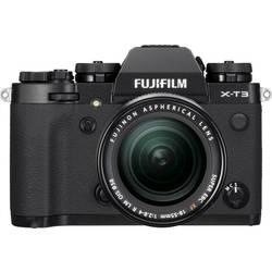 Systémový fotoaparát Fujifilm X-T3 XF18-55 mm Kit, 26.1 Megapixel, černá