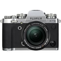 Systémový fotoaparát Fujifilm X-T3 XF18-55 mm Kit, 26.1 MPix, černá, stříbrná