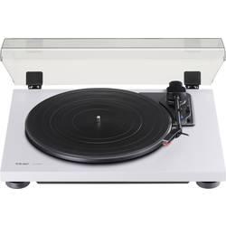 Gramofon TEAC TN-180BT, řemínkový pohon, bílá