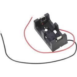 Batériový držák na 1x CR 2 Takachi CR2R, (d x š x v) 36.3 x 19.2 x 15.5 mm
