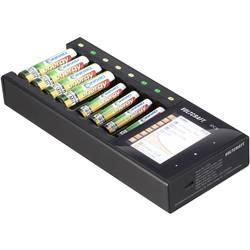 Nabíječka akumulátorů VOLTCRAFT, NiMH, NiCd, NiZn, Li-Ion, LiHV , LiFePO IPC-8, AA, AAA, 14500, 10440