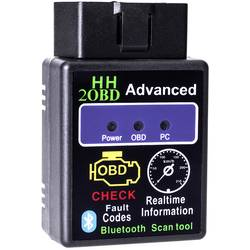 Diagnostická jednotka OBD II Adapter Universe Bluetooth Diagnose Tool Scanner 7220