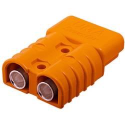 Konektor baterie vysokým proudem 175 A encitech S175 1130-0211-02, oranžová, 1 ks