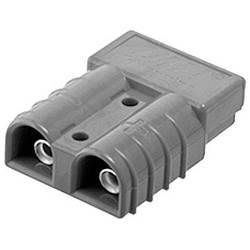 Konektor baterie vysokým proudem 50 A encitech 1130-0201-03, šedá, 1 ks