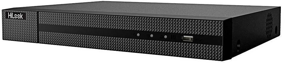 Síťový IP videorekordér (NVR) pro bezp. kamery HiLook NVR-104MH-C/4P hl1044, 4kanálový