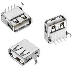 USB konektor série WR-COM zásuvka, vestavná horizontální Würth Elektronik 1 ks