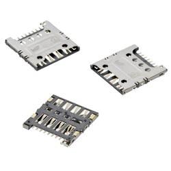 Zásuvka na kartu Micro-SIM Würth Elektronik 693023010811, počet kontaktů 8, 1 ks