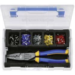 Sada dutinek 1.50 mm² 10 mm² černá, modrá, šedá, žlutá, červená Klauke LBOXXMINIK3 1 díly