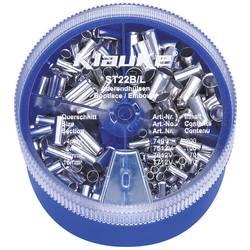 Sada dutinek 4 mm² 16 mm² stříbrná Klauke ST22B 440 díly