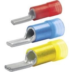 Káblová koncovka Klauke ST1716IS - 10 mm², čiastočne izolované, červená, 1 ks