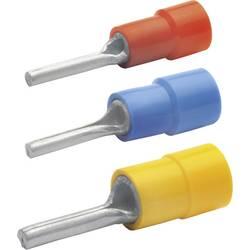 Káblová koncovka Klauke 705K, 0.50 mm² - 1 mm², čiastočne izolované, červená, 1 ks