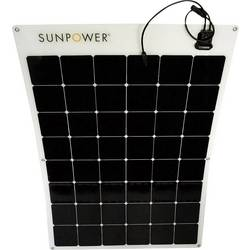 Monokrystalický solární panel SunPower SPR-E-Flex 170, 5840 mA, 170 Wp, 24 V