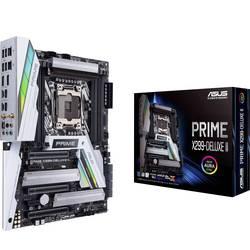 Základní deska Asus PRIME X299-DELUXE II Socket Intel® 2066 Tvarový faktor ATX Čipová sada základní desky Intel® X299
