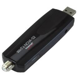 Televizní USB přijímač Hauppauge WIN TV Nova-S2,funkce nahrávání, počet tunerů 1