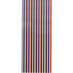 Datový kabel TRU COMPONENTS TC-7638600, rozteč 1.27 mm, 60 x 0.08 mm², vícebarevná, 30 m