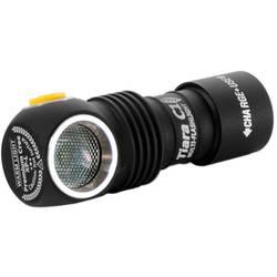 LED čelovka ArmyTek Tiara C1 F05201SC, 900 lm, napájeno akumulátorem, 60 g, černá