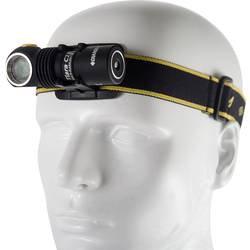 LED čelovka ArmyTek Tiara C1 Pro F05301SC, 900 lm, napájeno akumulátorem, 60 g, černá