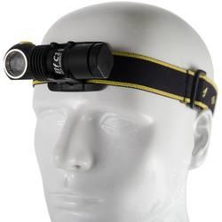 LED čelovka ArmyTek Elf C1 F05001SC, 900 lm, napájeno akumulátorem, 62 g, černá