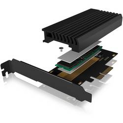 Rozšiřovací karta POE ICY BOX PCIe 3.0 x4