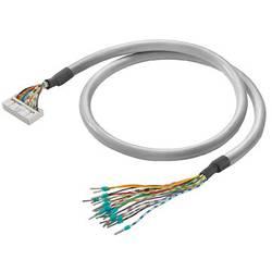 Propojovací kabel pro PLC Weidmüller PAC-UNIV-HE16-F-1M, 1349770010