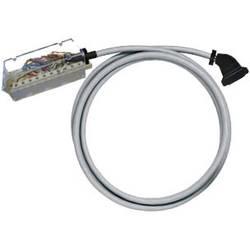 Propojovací kabel pro PLC Weidmüller PAC-M340-HE20-V1-0M5, 7789380005