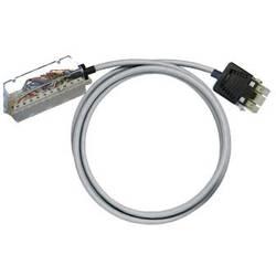 Propojovací kabel pro PLC Weidmüller PAC-M340-RV24-V0-2M5, 7789382025