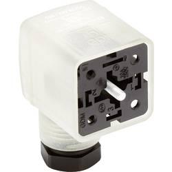 Ventilový konektor série GDM21F6 Lumberg Automation 934888017 GDM21F6-L14-10D, transparentní, 1 ks