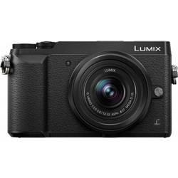 Systémový fotoaparát Panasonic DMC-GX80KEGK, 16 Megapixel, černá