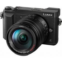 Systémový fotoaparát Panasonic DMC-GX80HEGK, 16 MPix, černá